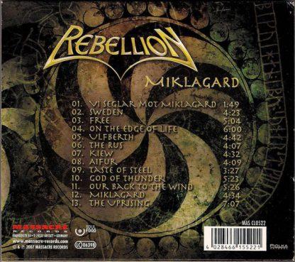 Miklagard Back
